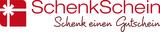 Fits in 160x50 schenkschein logo
