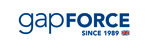 Fits in 160x50 gapforce logo