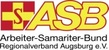 Fits in 160x50 logo asb augsburg