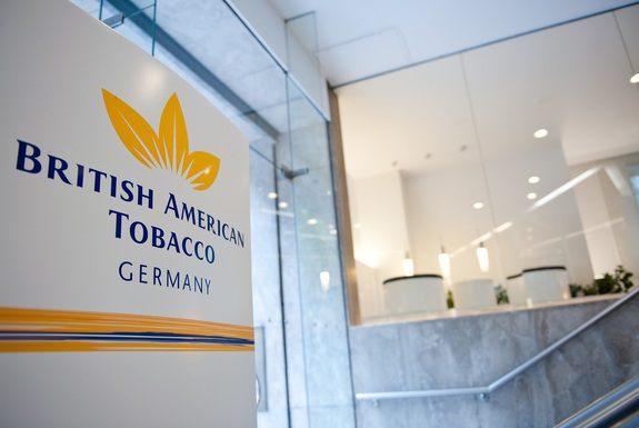 Praktikum bei British American Tobacco Germany