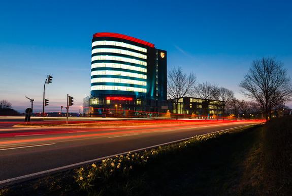 Praktikum bei Porsche Deutschland GmbH
