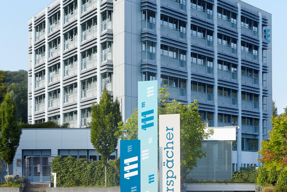 Normal eberspaecher esslingen research and development center