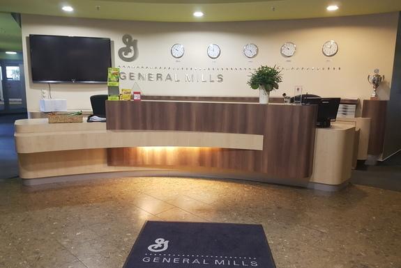 Praktikum bei General Mills GmbH