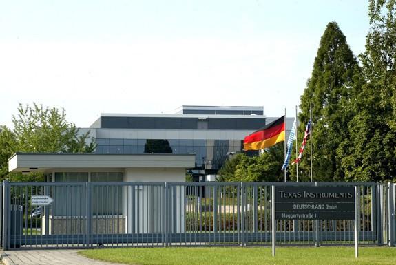 Praktikum bei Texas Instruments Deutschland GmbH