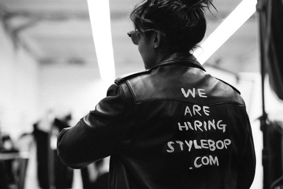 Normal we are hiring   stylebop.com