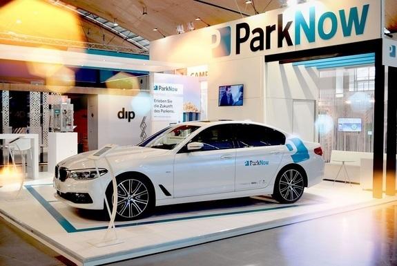 Praktikum bei ParkNow GmbH