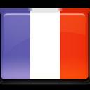 Frankreich-Flagge