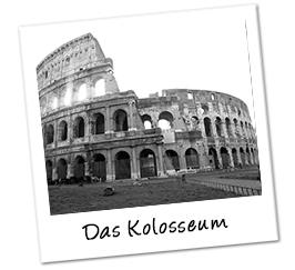 Polaroid italien kolosseum