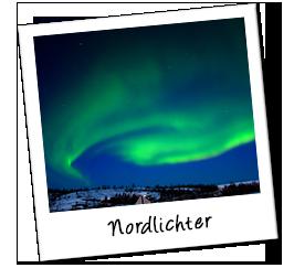 Polaroid kanada nordlichter